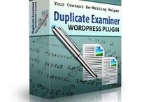 WordPress Plugins / by Sarah Arrow