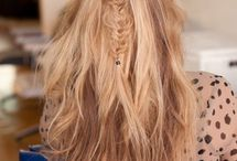 Lovely Locks...If Only Mine Would Cooperate / by Gina Carbone