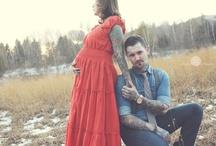 Pregnancy Photos♥♡ / by Justina Osburn