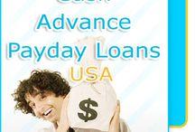 Fast Cash Loan / by AllCityPayday Loan
