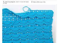Crochet Techniques / by Karen Whooley / KRW Knitwear Studio