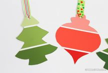 Jolly Holiday / Seasonal & Holiday Crafts and Decor / by Rachelle Nelson de Liberato