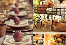 Fall Wedding Inspiration / by Sarah Rachel Photography