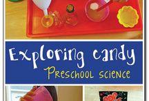 Pumpkins, Candy, & Halloween / Preschool Theme / by Jessica Winn