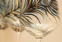 Wine Glasses / by Ginamarie Martino