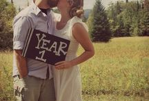 First anniversary  / by Amber Sparkman