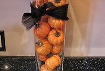 Fall Decor / by Krista Rowley