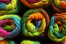 Yarn Art / Yarn projects, favorite yarns and other yarnperations.  / by Food Junkie