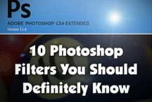 Photoshop Tips / by Tammy Lewis