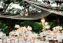 Reception Decor and Seating / by Natalie K