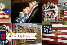 Fourth of July / All things patriotic / by Southern Gals Cook