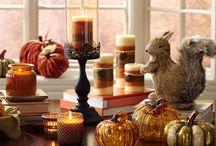 Autumn Decor & Tablescapes / by Elizabeth Serrano