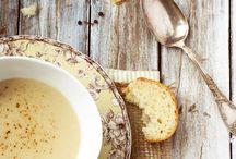 Soups / by Amanda Nagy