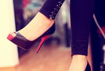 Shoes / by Theresa Micale