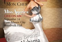 Miss America 2015 Contestants love Tony Bowls Gowns! / by Miss America Organization