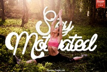 Fitness Motivation / Your Daily Dose Of Fitness Inspiration. Just message us at www.facebook.com/StyleCraze to get an invite to this board. / by StyleCraze