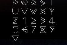 Typography / by Stephanie Alcalde