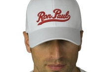 Ron Paul Hats / My favorite Ron Paul hats! / by Republican 2012
