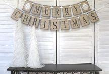 Christmas / by Veronica Wareham