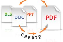 Free Tools / Useful desktop and online software tools that increase productivity and solve problems. / by PDF Converter