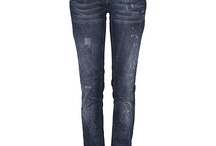 pants/jeans / by Whitney Gilliland