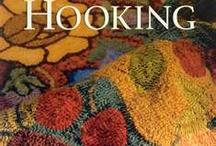 hooking / by Linda Feder