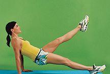 Fitness / by Sandy Ellis