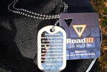Road ID - FIXX ID (Dog Tag) / by Road ID