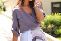 Spring Outfits / by Stephanie Healey