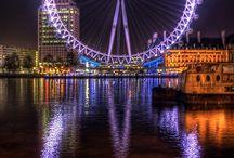 London / by Sabrina Warren