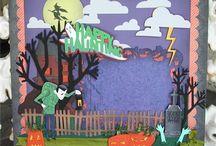 Cricut Halloween Projects / by Tracy Godfrey