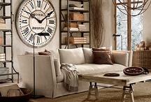 clocks / by Amy Adams