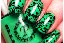 nails / by Kathryn Pinette