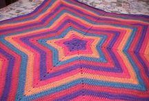 Crochet Afghan's / by Teri Voyles