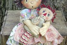 Dolls / by Susan Schmarkey