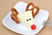 Christmas Kids Food Ideas / by daisy mae
