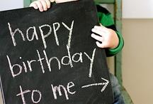kids birthday ideas / by Kera Welner