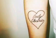 Tattoo / by Maryam HI & HELLO
