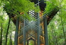 Beautiful Architecture and Spaces / by Robin Stockard