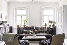 Inspiring homes / by Alexandra Chanteloup