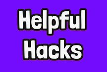 Helpful Hacks / Welcome to the Helpful Hacks Group Board! Comment For an Invite to Pin Here! Pin All Your Favorite Hacks of Every Kind! Invite Your Friends! Happy Pinning! : ) / by Psychic Kimberly Willis