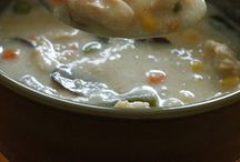 Recipes - Soup / by Peggy Calkins