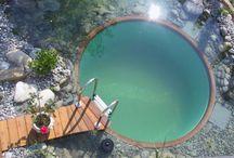 natural pool / by la casita de wendy
