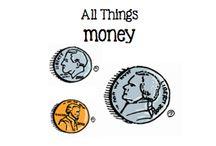 All Things Money / by Boy Mama Teacher Mama