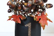 ~Fall Craft Corner~ / by Cheryl Adams