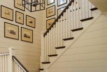 Stairs / by Jodi Mellin Interior Design