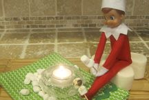 Elf on a shelf / by Kelly Cloutier