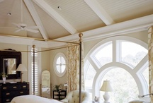 master bedroom ideas / by Mommysquared S
