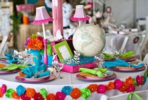 I {heart} Party Decor / although I'm no longer a professional event designer, I still love all things party! / by Ariel Kirkland