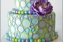 Cakes that are delicious, or beautiful, or just cute or clever. / Cakes and decorating ideas  / by Marylou Anderson